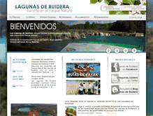 Tablet Preview of lagunasderuidera.es